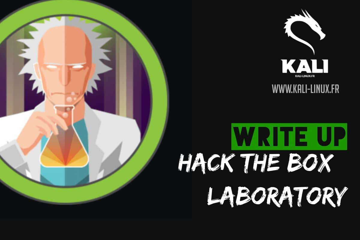 write up laboratory hack the box